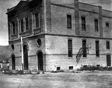 Paonia Opera House 1906