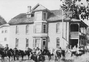 The Bross Hotel 1904