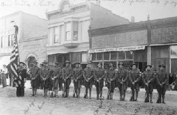 WWI Grand Avenue 1918