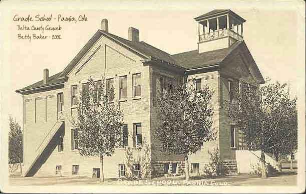 Paonia Grade School