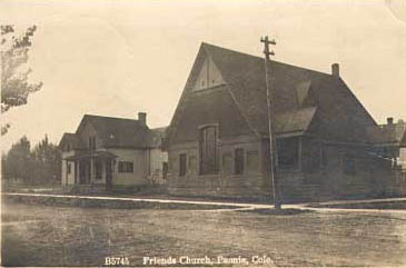 Paonia 1914 Friends Church