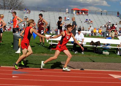 PHS Track