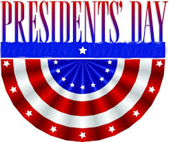 Town Offices Closed Monday February 20, 2017 – President's Day