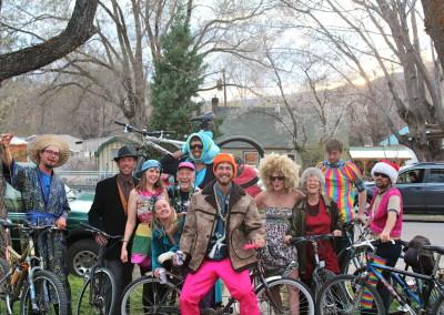 Costume Bike Ride